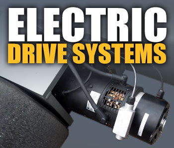 Electric Drive systems from Lawless Industries